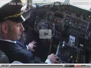 jebanje stjuardese, stjuardesa, sex sa pilotom